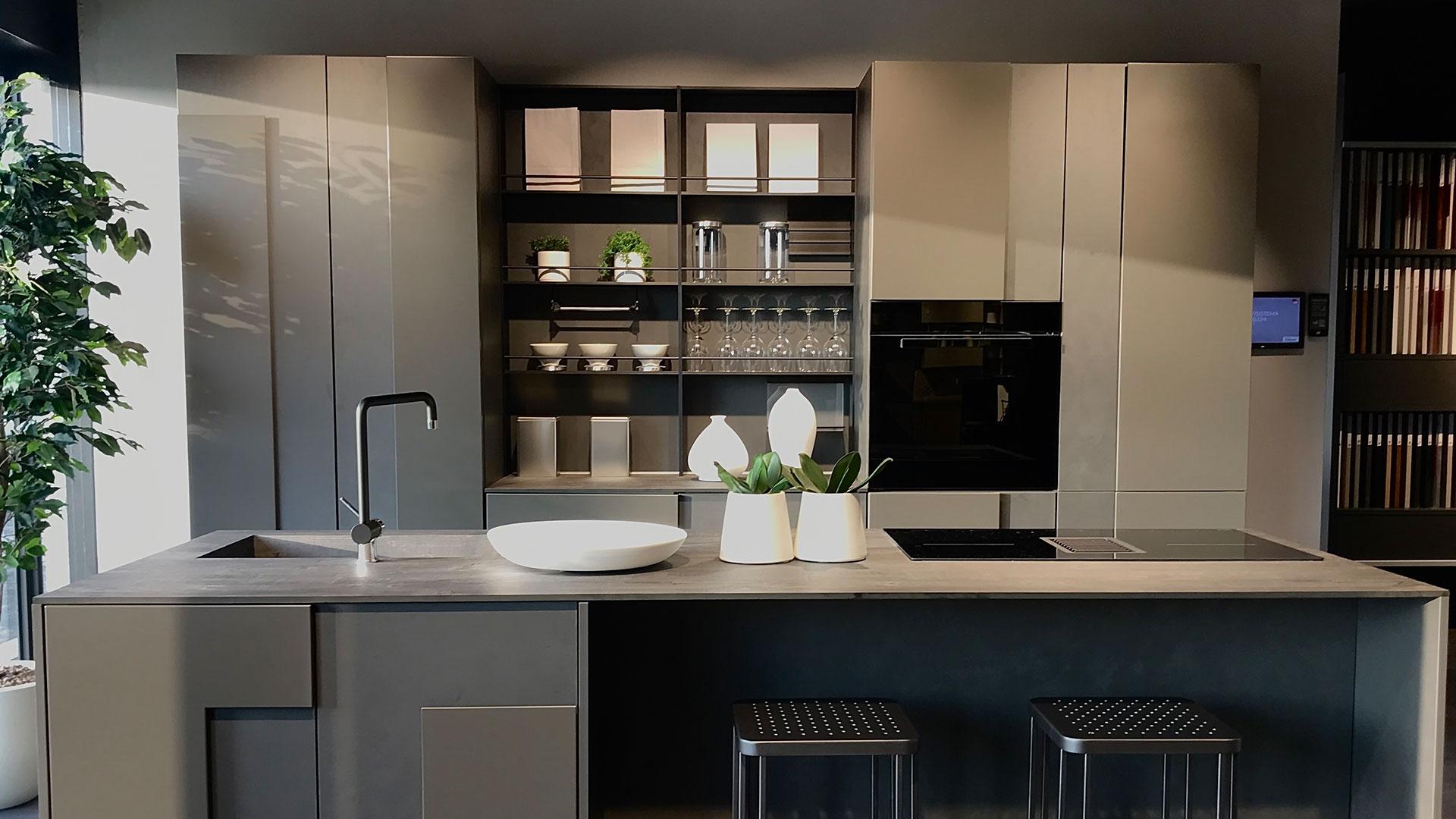 Lube Creo Store Lentate Sul Seveso Cucine Lube Creo Kitchens Monza E Brianza
